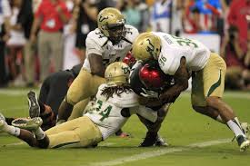 Stampeding The 2014 Usf Football Roster 24 Db Johnny Ward