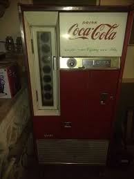 Vintage Coke Vending Machine Classy Original ClassicVintage Coca Cola 4848 Vending Machine For