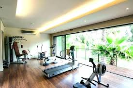 Basement Designs Ideas Classy Home Exercise Room Decorating Ideas Gym Office Basement Workout
