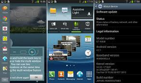 Assistive Light For Android Samsung Galaxy S3 Android 4 2 1 Firmware Leaked