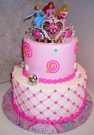 Disney Princess Birthday Cakes — Wow Disney