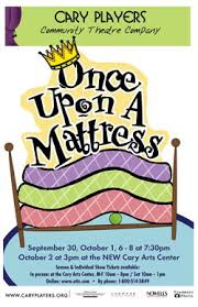 once upon a mattress poster. Once Upon A Mattress - Archived Poster O