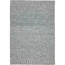 safavieh natural fiber nassau blue ivory indoor handcrafted coastal area rug common 4