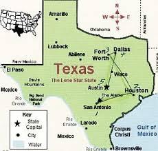 jfk's texas statue\u201dfort worth 2012 the pop history dig Map Fort Worth Texas map shows jfk's 2 day nov `63 itinerary san antonio, houston, map fort worth texas area