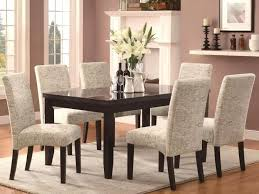 6 padded dining room chairs black fabric dining room chairs best of chair cool upholstered dining