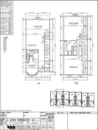 2-Story Second Floor Plan
