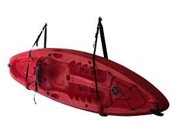 cor board racks kayak or paddleboard heavy duty padded wall storage sling r