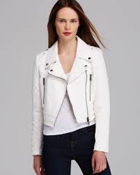 gallery previously sold at bloomingdale s women s cropped leather jackets