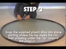 tropitone how to replace table top