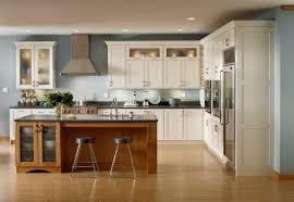 Interior Design Exciting Granite Countertop With White Kraftmaid