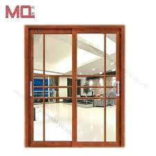 high quality lower sliding door and design doors aluminum philippines