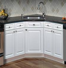 Corner Kitchen Sink Cabinet Base Including Lovely Idea Kitchen