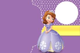 tarjetas de cumplea os para ni as cumpleaños decorado de princesa sofía tips de madre