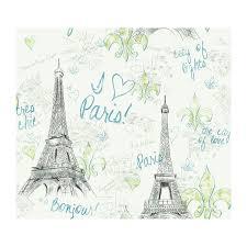 Paris Wallpaper For Bedroom Paris Themed Wallpaper