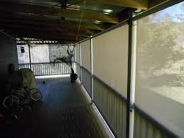 outdoor roller blinds brisbane
