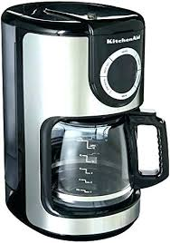 how to clean kitchenaid coffee maker clean glass coffee pot kitchen aid pot cup glass carafe