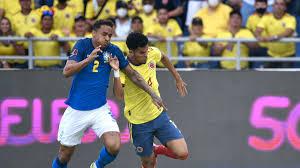 Colombia Brasile