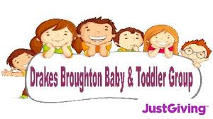 Crowdfunding to Continue the running of Drakes Broughton Baby and Toddler  Group on JustGiving