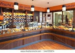 Bakery Interior Design Modern Bakery Interior Glass Display Counters