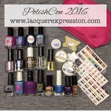 the inaugural polishcon hosted in vendors who offered an array of nail polish nail art and hand care s that included vinyls cuticle balms