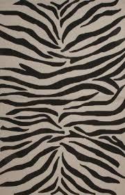 jaipur animal print rugs coastal i o black 14624