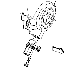 where is the crank sensor located on 1996 chevy astro van 4 where is the crank sensor located on 1996 chevy astro van 4 diy forums