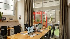 shared office space design. Awesome Office Space With Shared Facilities. Add To Favourites · 2 Storey Void Volume Desk Areas Design