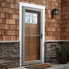 french doors with screens andersen. Aluminum Exterior Storm Doors For Long Island NY, Ct Awnd NJ French With Screens Andersen E