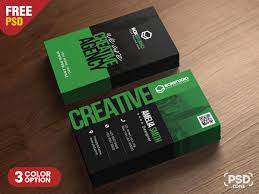 Creative Vertical Business Card Psd Psd Zone