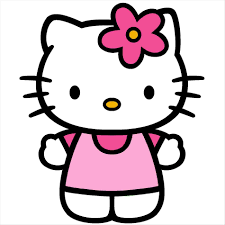 Heart Angel Wings Stepbystep How Hello Kitty Drawing Cute To