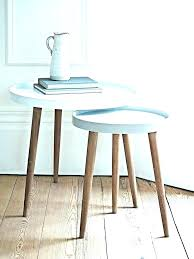 very narrow side table long slim side table very small side table tall narrow white bedside