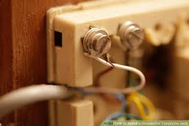 how to install a residential telephone jack pictures image titled install a residential telephone jack step 2