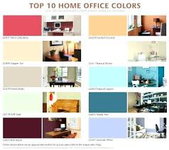 home office color. Office Paint Color Schemes Home Ideas Best On . O