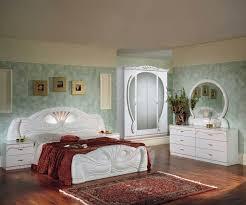 italian furniture company. Ben Company Pamela White Bed Group Set With 4 Door Wardrobe Italian Furniture P