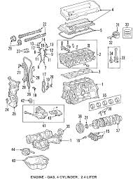 2008 toyota rav4 2 4 engine diagram wiring diagram for you • 2008 toyota rav4 engine parts cylinder head valves spring rh toyotapartsestore com 1997 toyota rav4 engine diagram 2006 toyota rav4 belt diagram