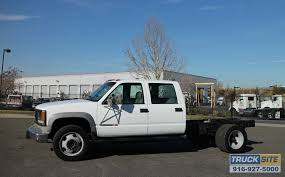 1995 GMC 3500HD Crew Cab & Chassis for sale by Truck Site - YouTube