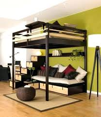 double bunk bed with space underneath. Delighful Bunk Full Loft Bed With Desk Underneath Beds Double Bunk Low Size Combo Ful  And Double Bunk Bed With Space Underneath