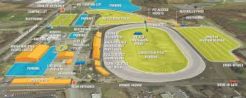 Seating Chart Orange County Fair Speedway
