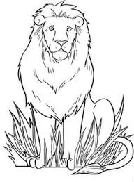 Small Picture lion coloring pages to print lion color page tiger color page