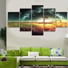 multi panel wall art canada
