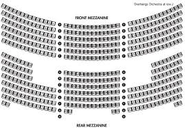 Richard Rodgers Theatre Seating Chart Hamilton Tickpick