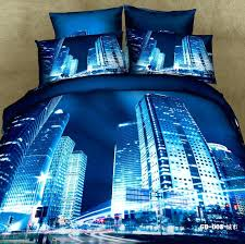 new york city skyline comforter set bedding sets modern city reactive printing comforter set duvet cases new york city skyline comforter set