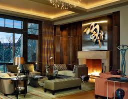 the monroe pointe and box modern stone fireplace mantels contemporary family room