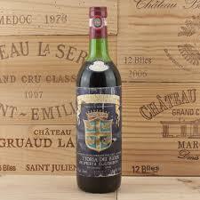 1969 Brunello Di Montalcino Fattoria Dei Barbi Wine 1969