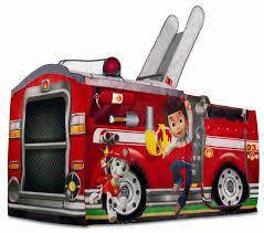 Paw Patrol Marshall Fire Truck Play Tent