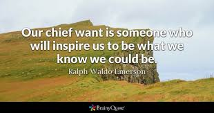 Inspire Quotes BrainyQuote Custom Quotes About Inspiring Others