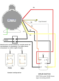 leeson electric motor wiring diagram with motors