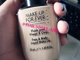 makeup forever face and body foundation review mac face and body vs makeup forever face and