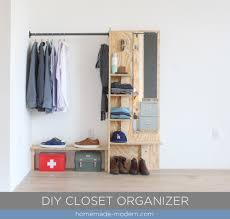 Wardrobe Home Closet Organizers Mobile Depot Do Yourself Wood