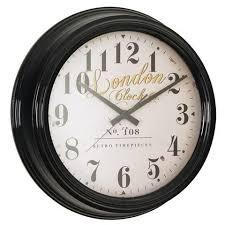 london clock company retro deep case
